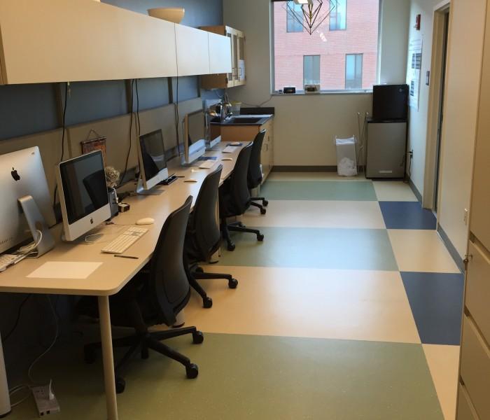 main landi lab space