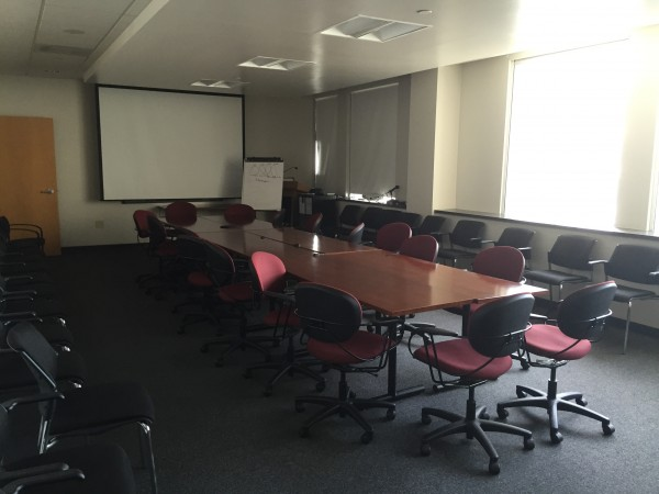Haskins conference room